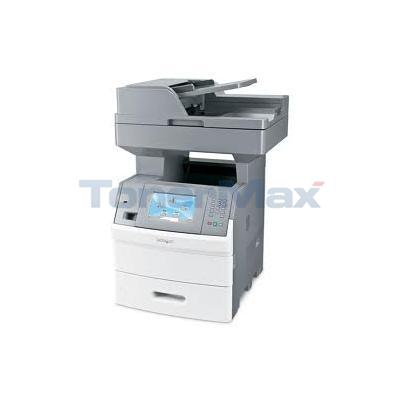 Lexmark X-654DE